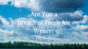 Are you a Breath of Fresh Air writer?