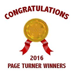2016 Page Turner Contest Winners