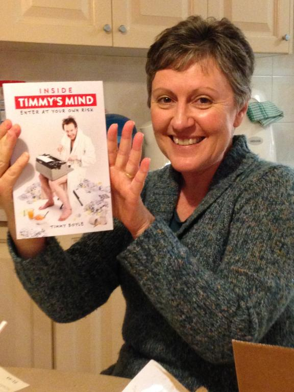First Copy of Inside Timmy's Mind